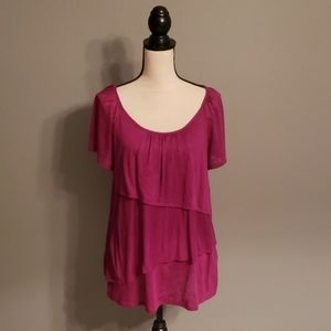 *3/$10* Faded Glory Top Size XL